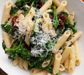 Sun Dried Tomato and Broccoli Rabe Pasta – Antonio's Restaurants